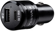 57932101401 VARTA 57932101401 Car Charger Dual USB portable Power Ladeger