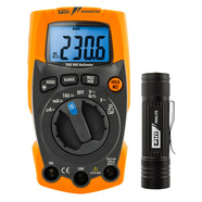 IRONMETER L AKTION HT IRONMETER Aktion MiniLite Extrem Allround Multimeter m.LED Lampe 1010245