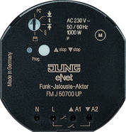FMJ50700UP Jung FMJ50700UP Funk-Jalousie-Aktor UP