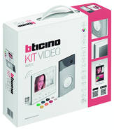 363911 Bticino Flex Video Linea3000 + X13E 363911