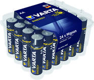 04106229224 VARTA 04106229224 ENERGY AA Clear Value Box=24 Mignon Alkali-Mangan LR6 2800mAh